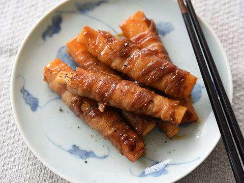人気 長芋 レシピ 豚肉