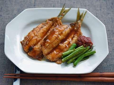 イワシ の 蒲焼 レシピ