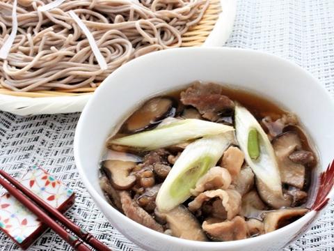 蕎麦 つゆ レシピ