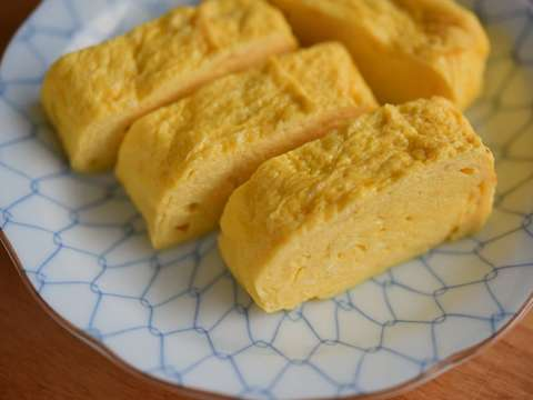 基本のだし巻き玉子のレシピ・作り方 | Happy Recipe(ヤマサ醤油の ...