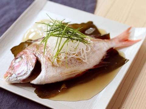 レシピ 鯛