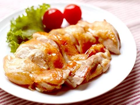 照り 焼き モモ 鶏
