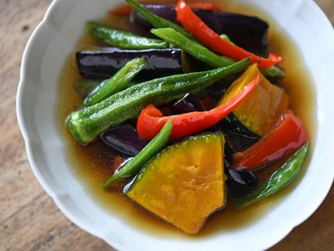 素 揚げ 野菜
