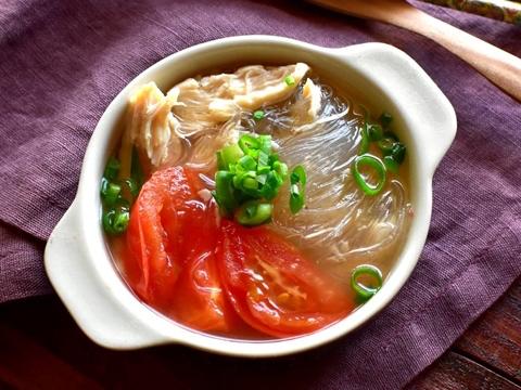 スープ トマト チキン 【みんなが作ってる】 チキントマトスープのレシピ