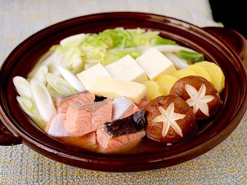 鍋 レシピ 石狩