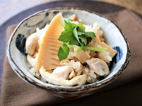 たけのこ 炊き込み ご飯 レシピ 人気